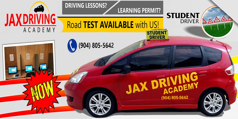 Jax Driving Academy